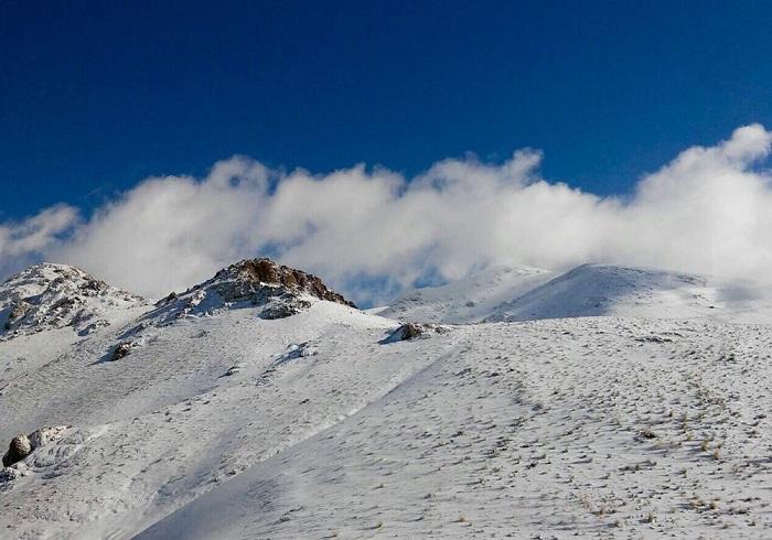 حادثه کوهنوردی در ارتفاعات سندان استان زنجان